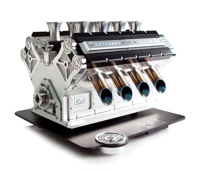 machine caf espresso v loce machines pinterest. Black Bedroom Furniture Sets. Home Design Ideas