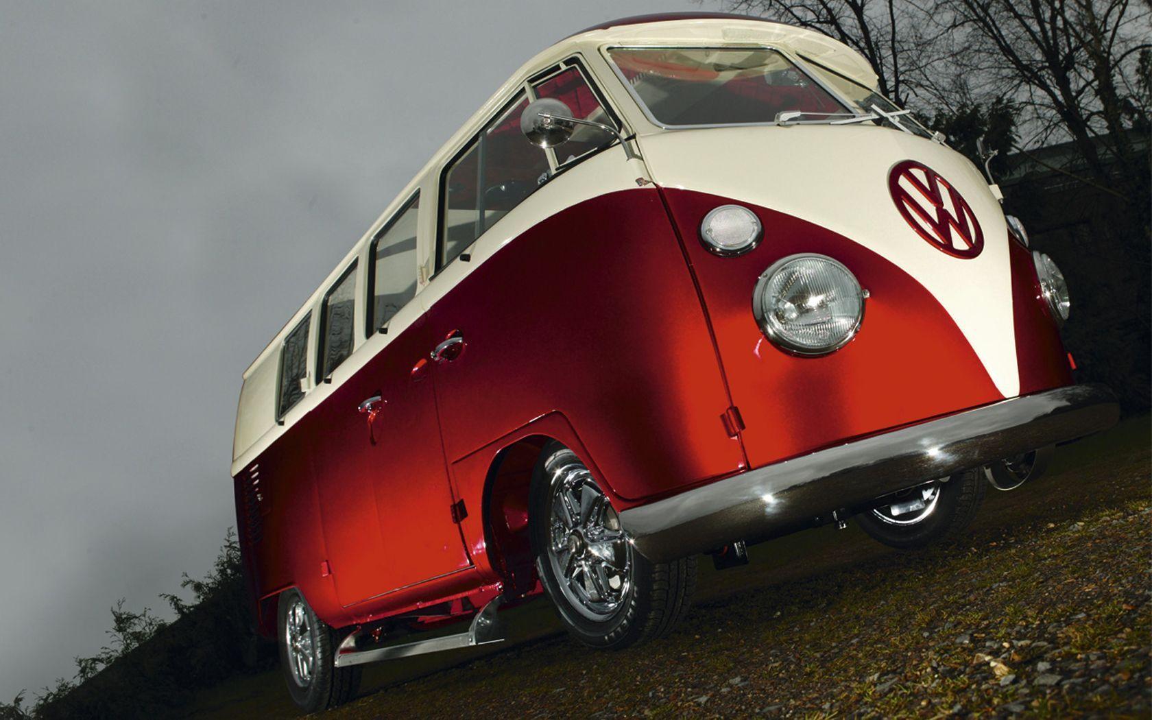 Volkswagen Bus Wallpaper Phone Wf9 Mit Bildern Transporter