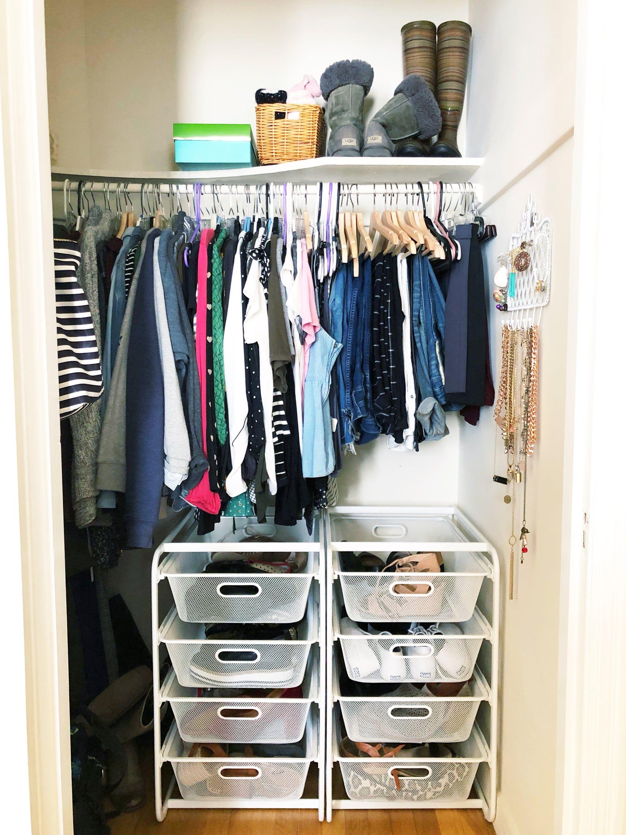 Bedroom Closet Shoe Storage Closet Storage Corner Storage