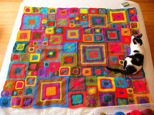 Babette blanket. LOVE!
