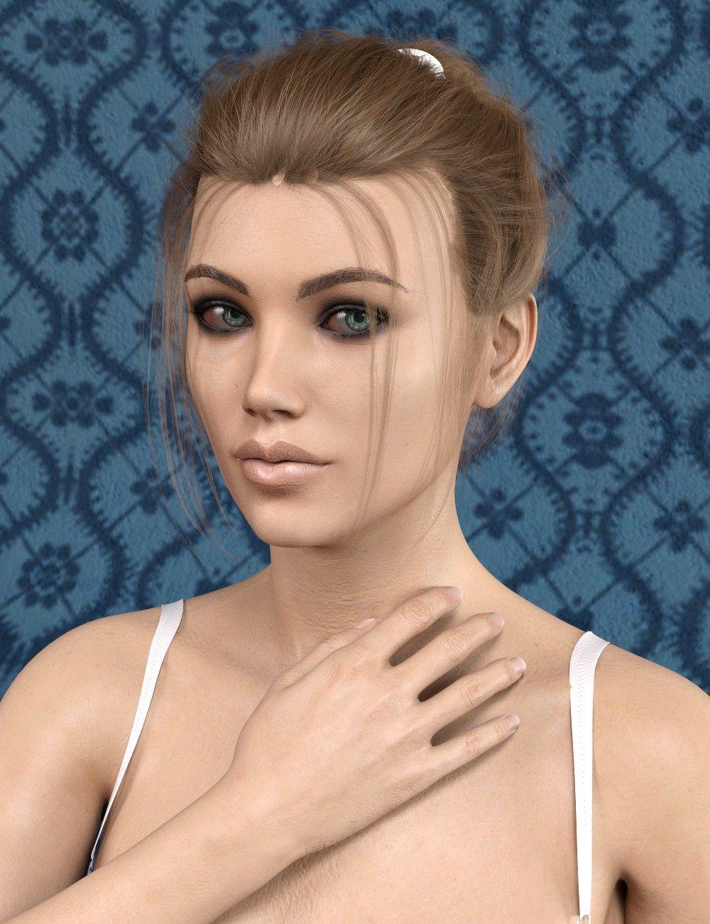 SF Beautiful Skin Iray Genesis 8 Female | 3D Models and 3D