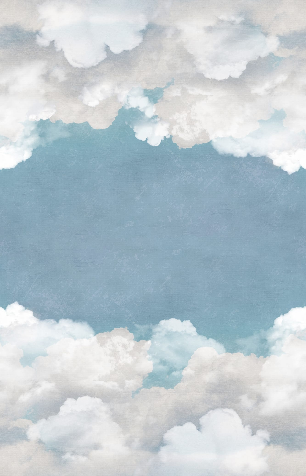 Open up the ceiling and fly away among the clouds. Let the air inside for a free mind.
