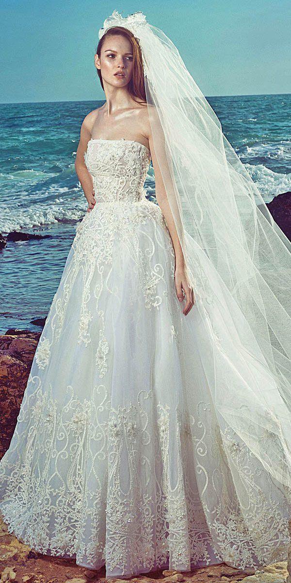 Zuhair Murad Spring Wedding Dresses 2017 | Pinterest | Wedding dress ...
