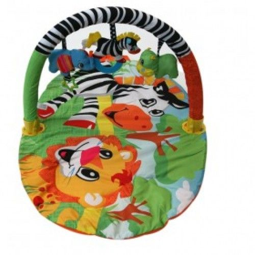 Infantino Explore and Store Activity Gym and Play Mat @ The Baby Factory $59.95 (was $99.95) - Bargain Bro
