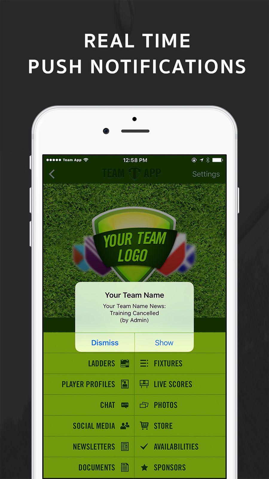 Team App NetworkingSocialappsios App, Photo social