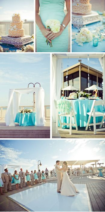 Blue Themed Wedding This Is One Of My Top Colors Tiffanys Blue