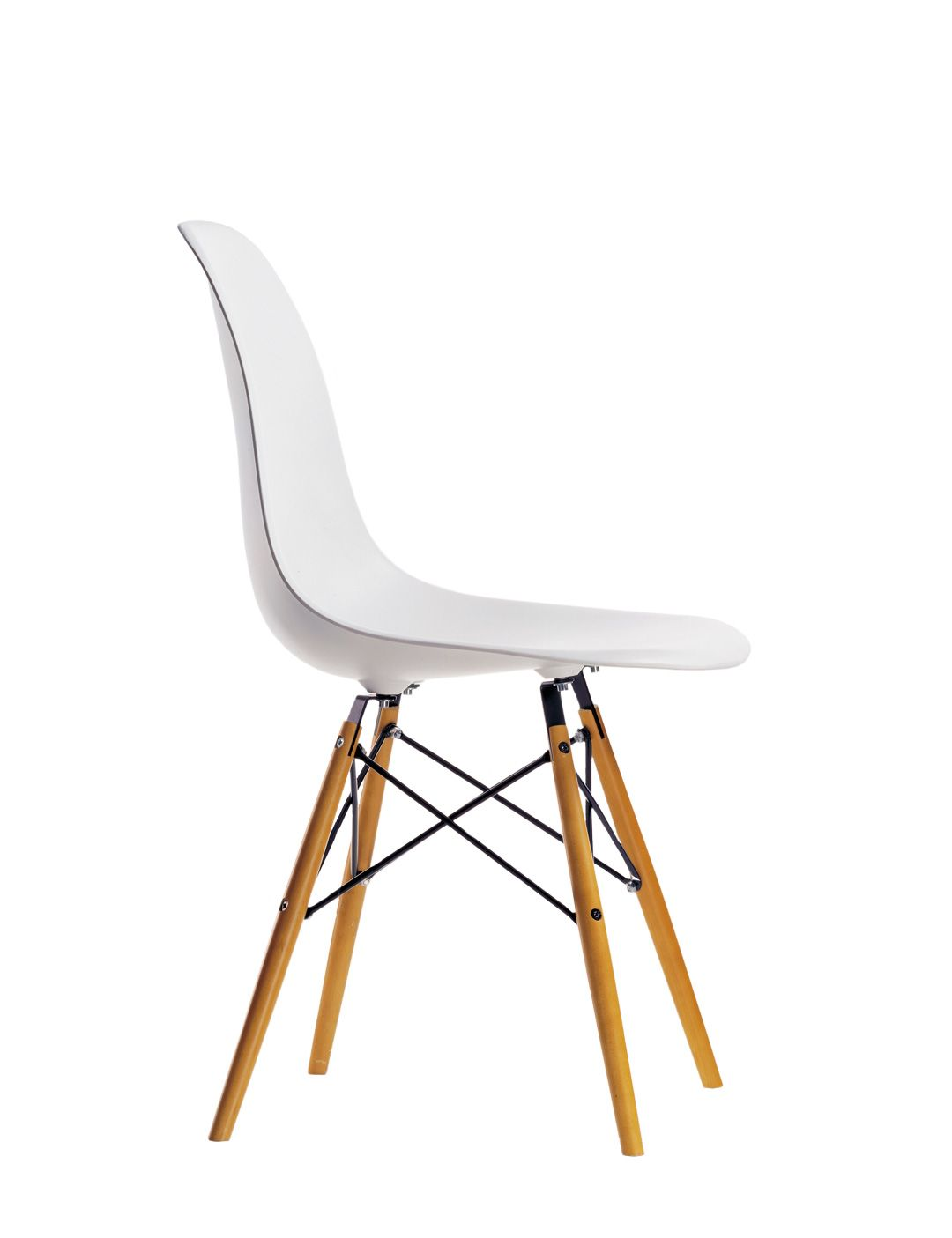Designer Stuhl Eames eames plastic side chair dsw vitra tables seiten