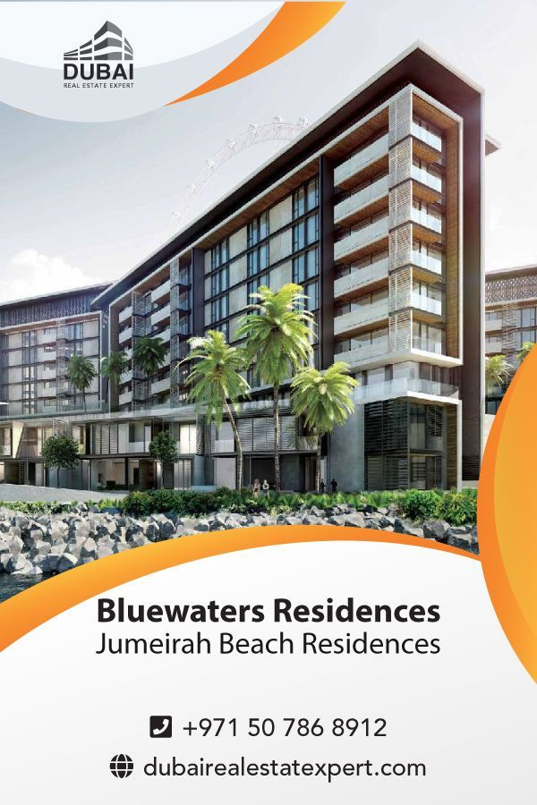 Bluewaters Residences in den Jumeirah Beach Residences  DubaiRealEstateXpert RealEstate Mar Bluewaters Residences in den Jumeirah Beach Residences  DubaiRealEstateXpert R...