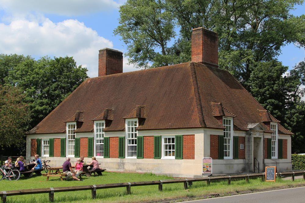 Fairhaven memorial lodges
