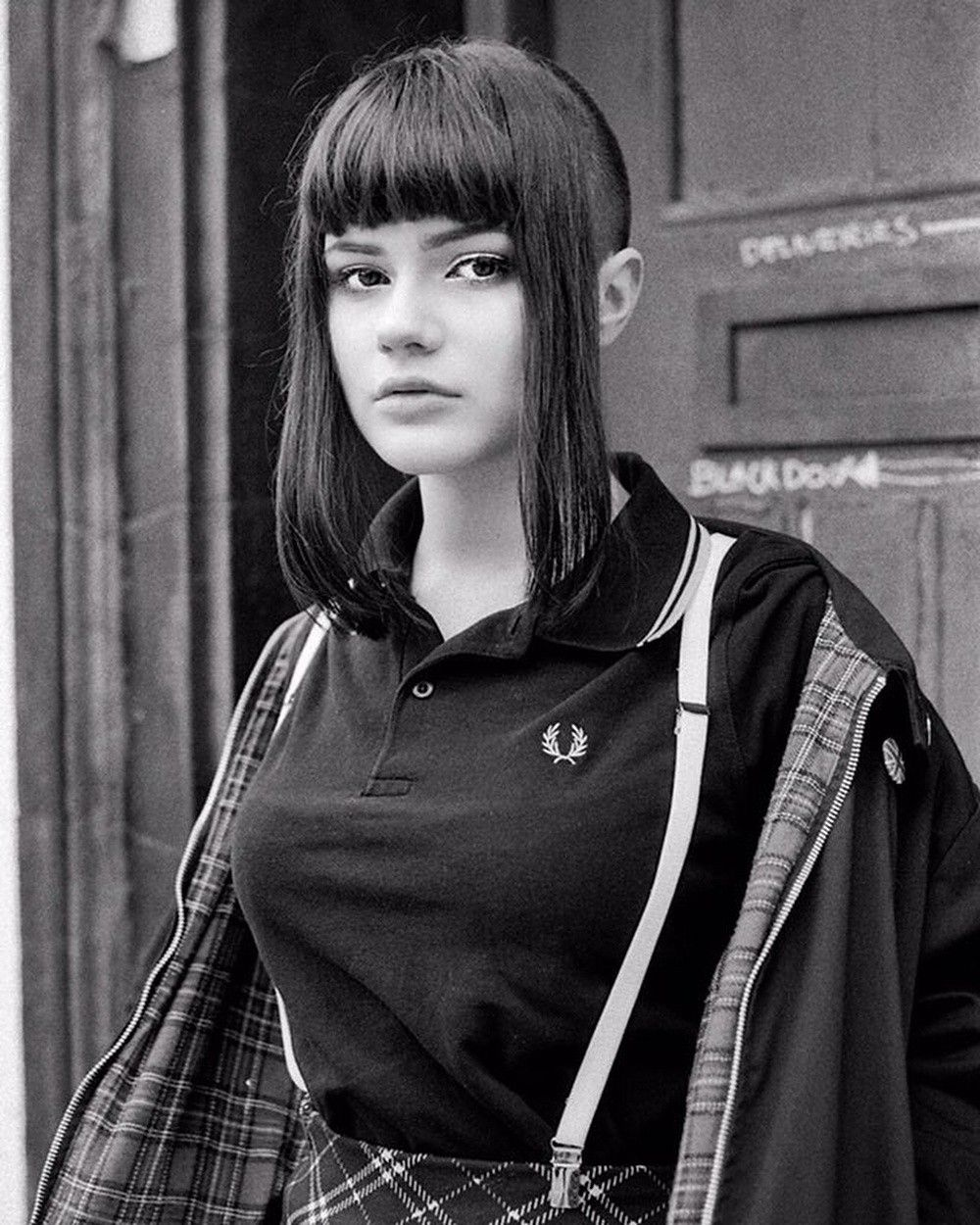 pin on fred perry girls