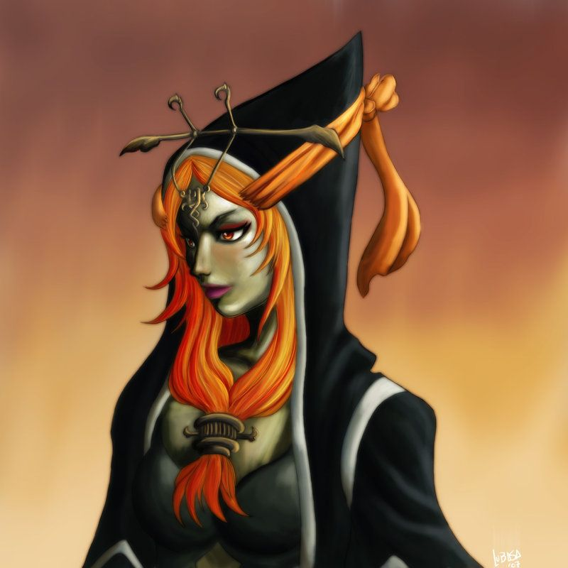 Image result for midna human form costume hair | Theatre Bizarre ...