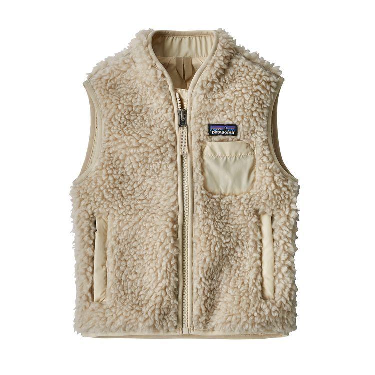 Patagonia Baby Retro X Fleece Vest In 2020 Baby Girl Clothes Winter Toddler Vest Fleece Vest