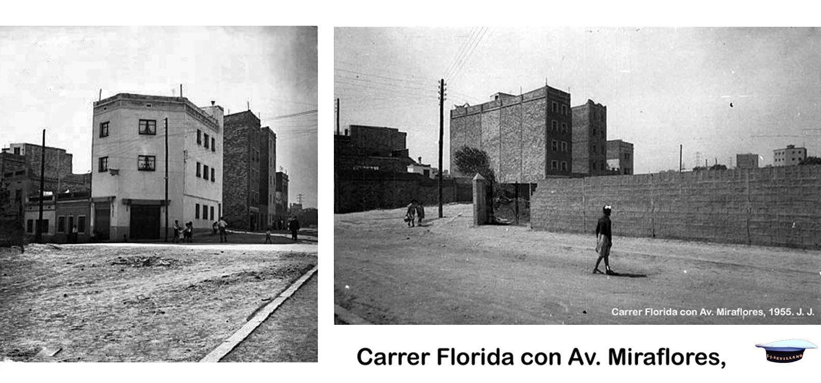 Carrer Florida Con Miraflores