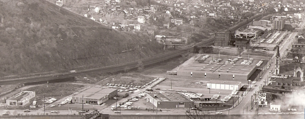 Vintage Johnstown: Cambria City