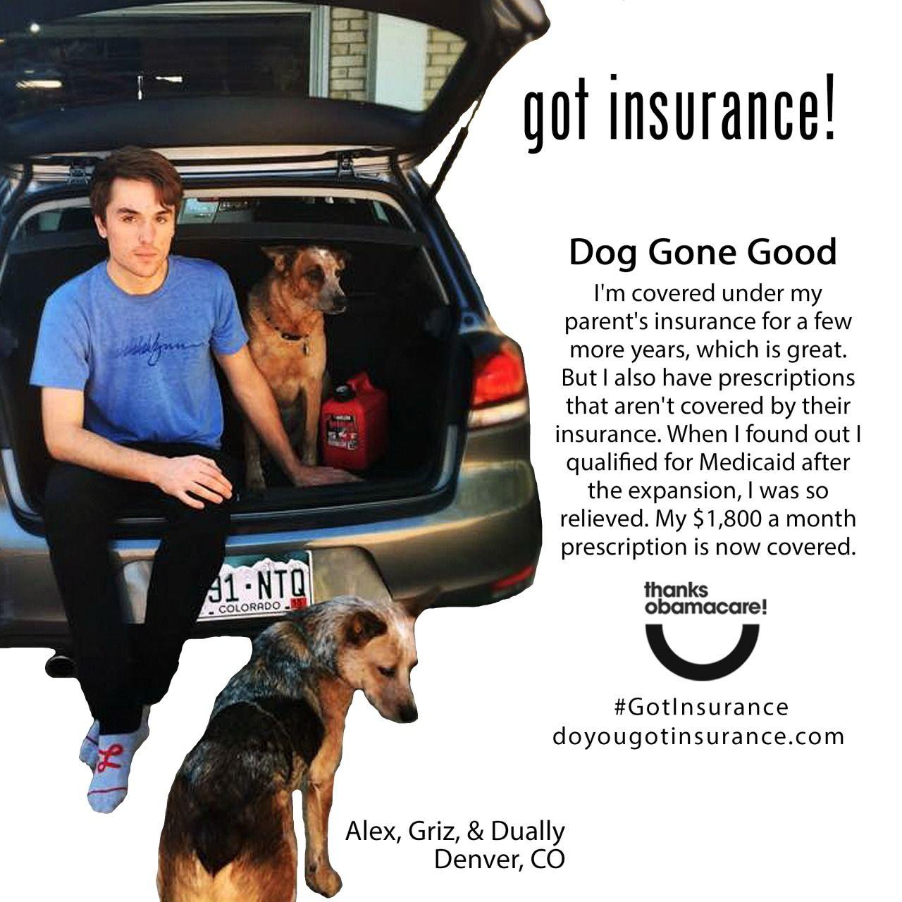 Do you#GotInsurance. Learn more at DoYouGotInsurance.com.#ThanksObamacare!