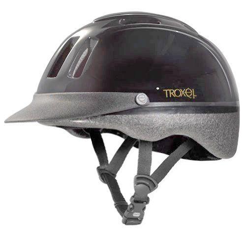 Black Troxel ES Helmet Medium