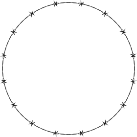 Barbwire Png Image Purepng Free Transparent Cc0 Png Image Library Barbed Wire Circle Frames Circle Clipart