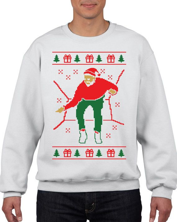 Drake Ugly Christmas Sweater from CT Apparel