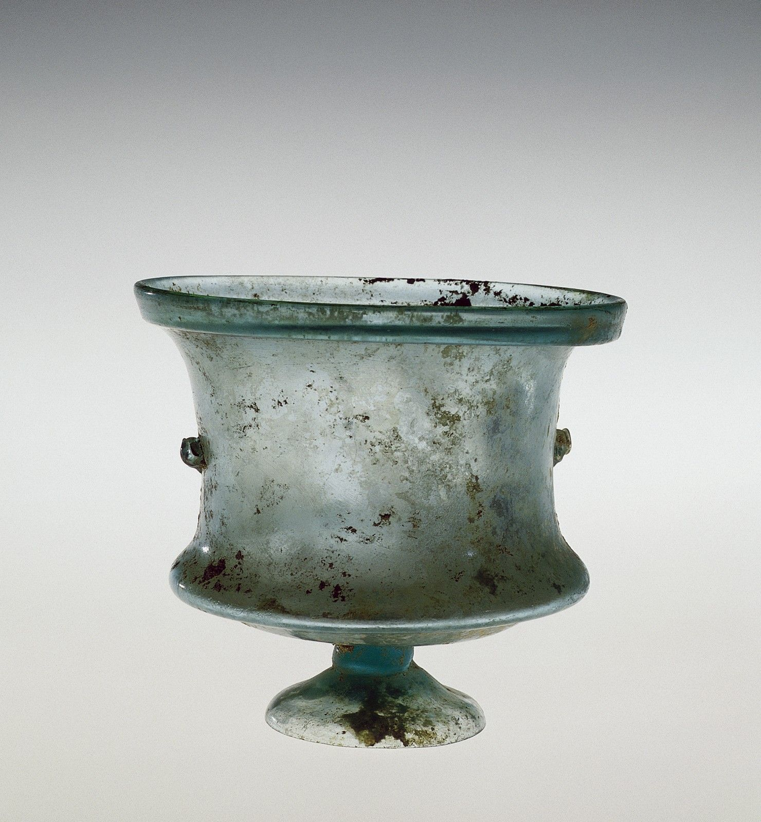 Roman Glass Cup or Mixing Bowl, 50100 Corning Museum