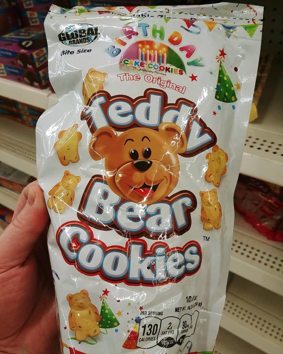 Teddy Bear Cookies At Dollar Tree Beats Spending More