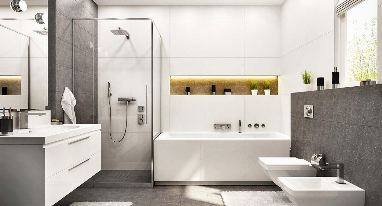 Farbliche badgestaltung wohnen in 2018 pinterest