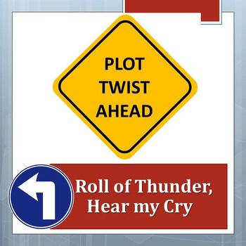 This Plot Twist! assignment asks the students to envision a new ending for Roll of Thunder, Hear My Cry by Mildred D. Taylor after a key moment in the story. The key moment is given to the students and they are provided space to brainstorm some ideas on how the story might turn out differently.
