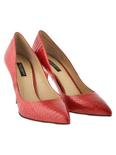 Dolce & Gabbana Python Heels #italistofficial www.italist.com top brands shopping worldwide shipping