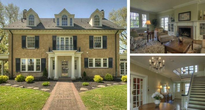 Tour Taylor Swift S Childhood Home Historic Home Celebrity Houses