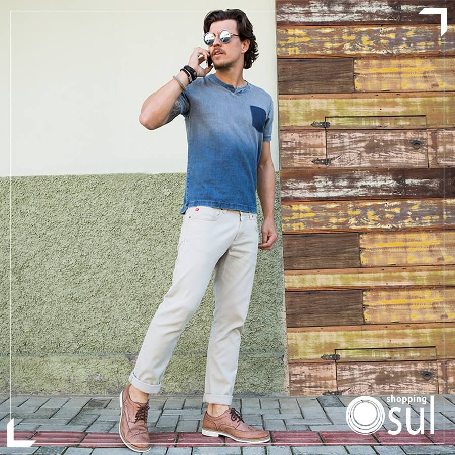 Novidade na Damyller: t-shirt jeans para aproveitar o verão com estilo.