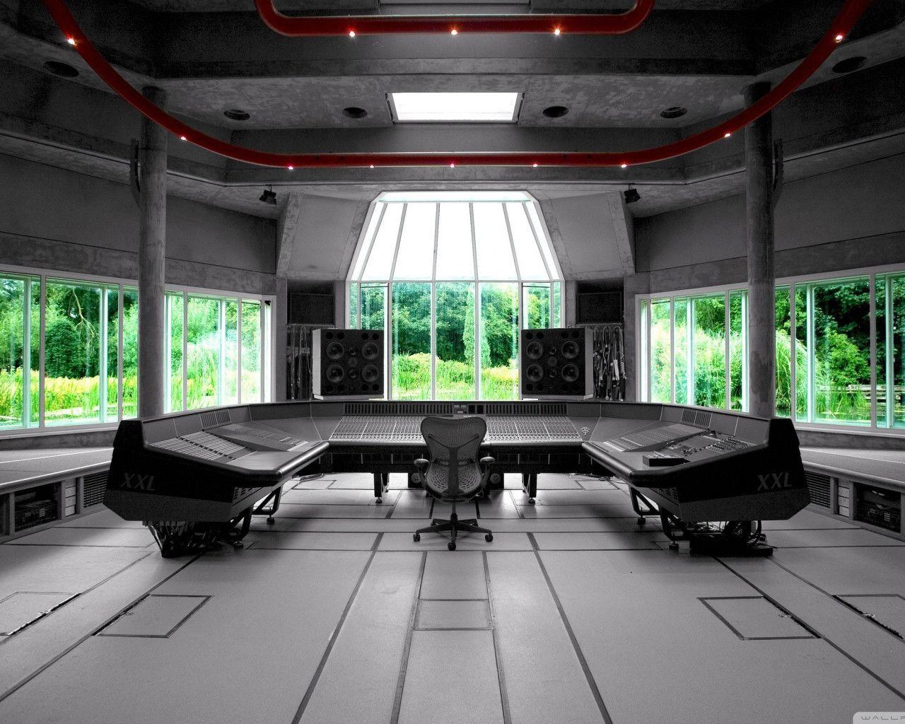 Shipping container music studio joy studio design gallery best - Recording Studio Or Death Star Control Center Hmmmm