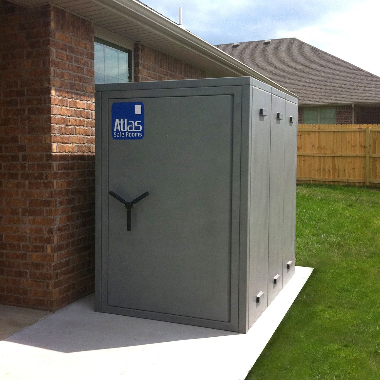 atlas safe rooms indoor or outdoor installation safe rooms