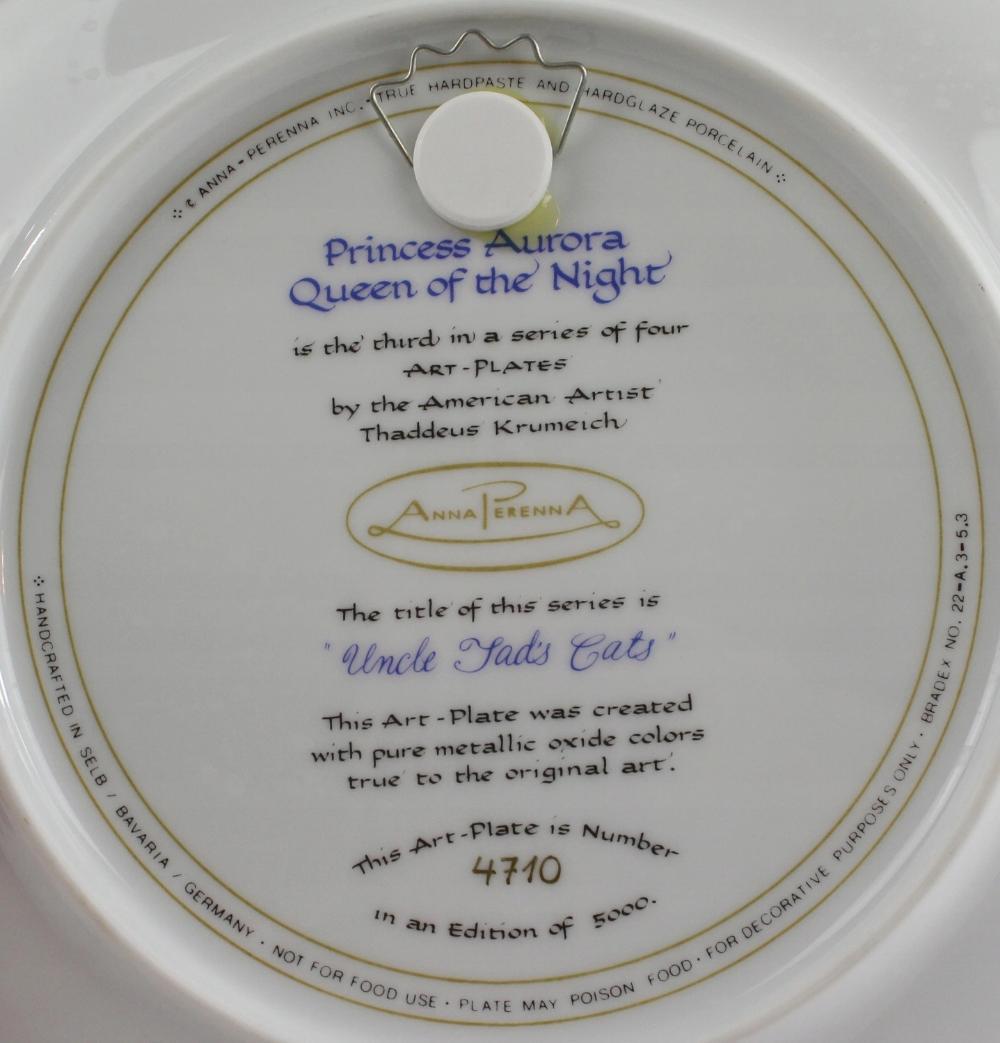 Pchli Targ Talerz Koty 9503786285 Allegro Pl Handcraft Pure Products Princess Aurora