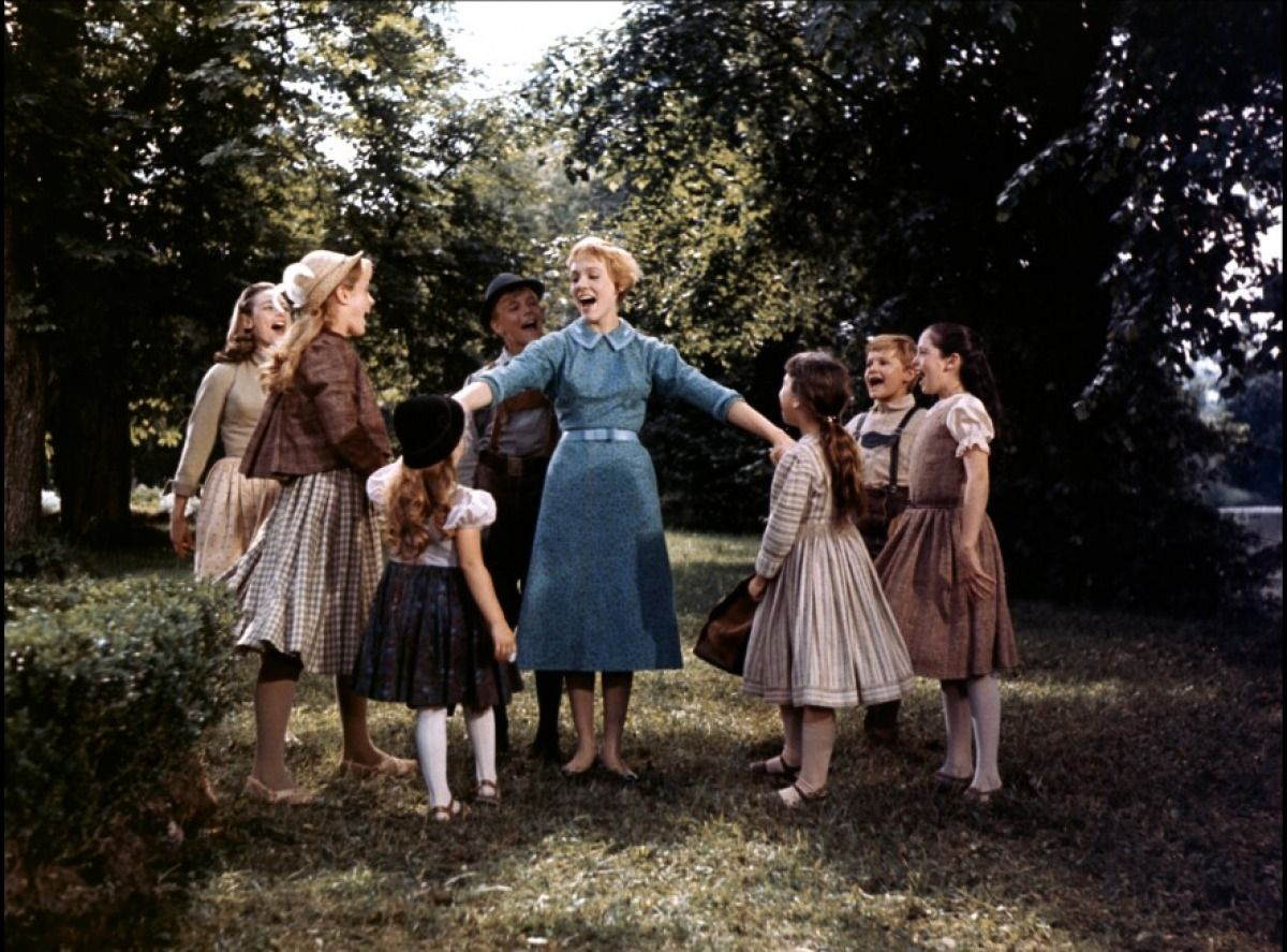 The Sound Of Music Actually Maybe This Is The Best Scene Sound Of Music Movie Musical Movies Sound Of Music
