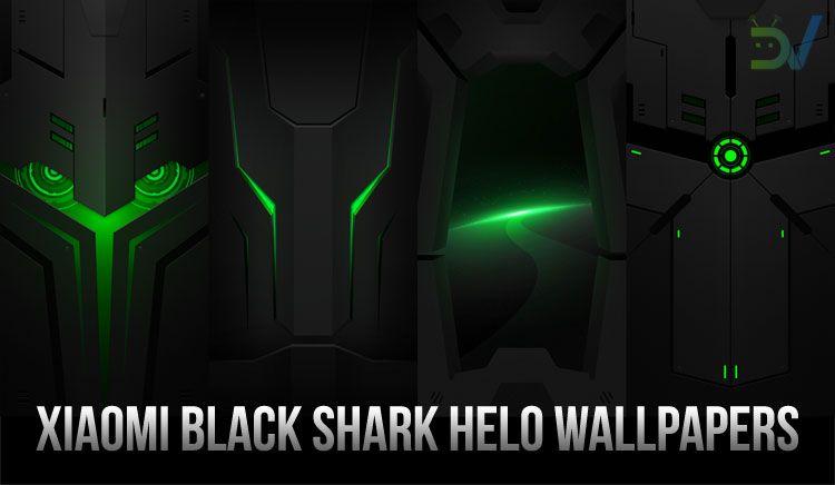 Download Xiaomi Black Shark Helo Wallpapers Ringtones