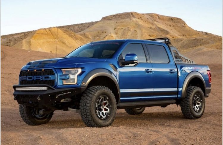 2018 Shelby Raptor 525 Bhp And 610 Pound Feet Of Torque Ford