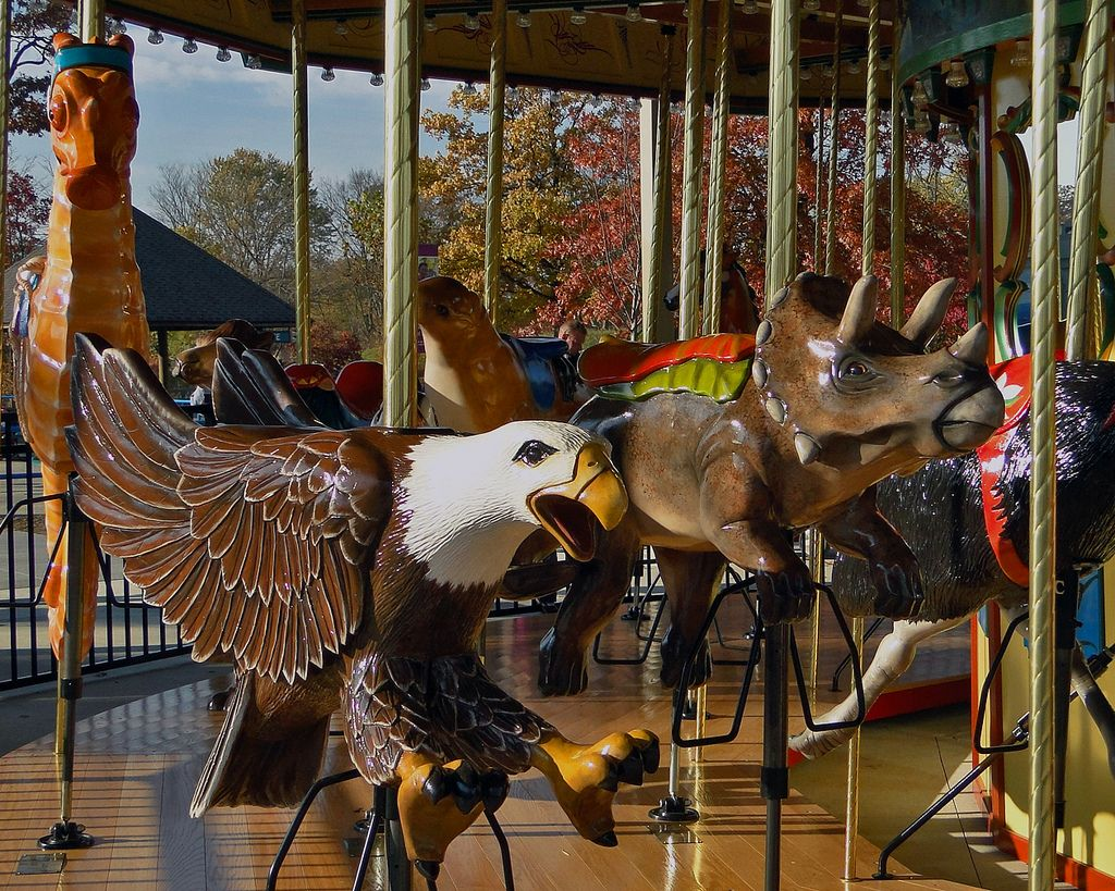 Detroit Zoo Carousel | Flickr - Photo Sharing!