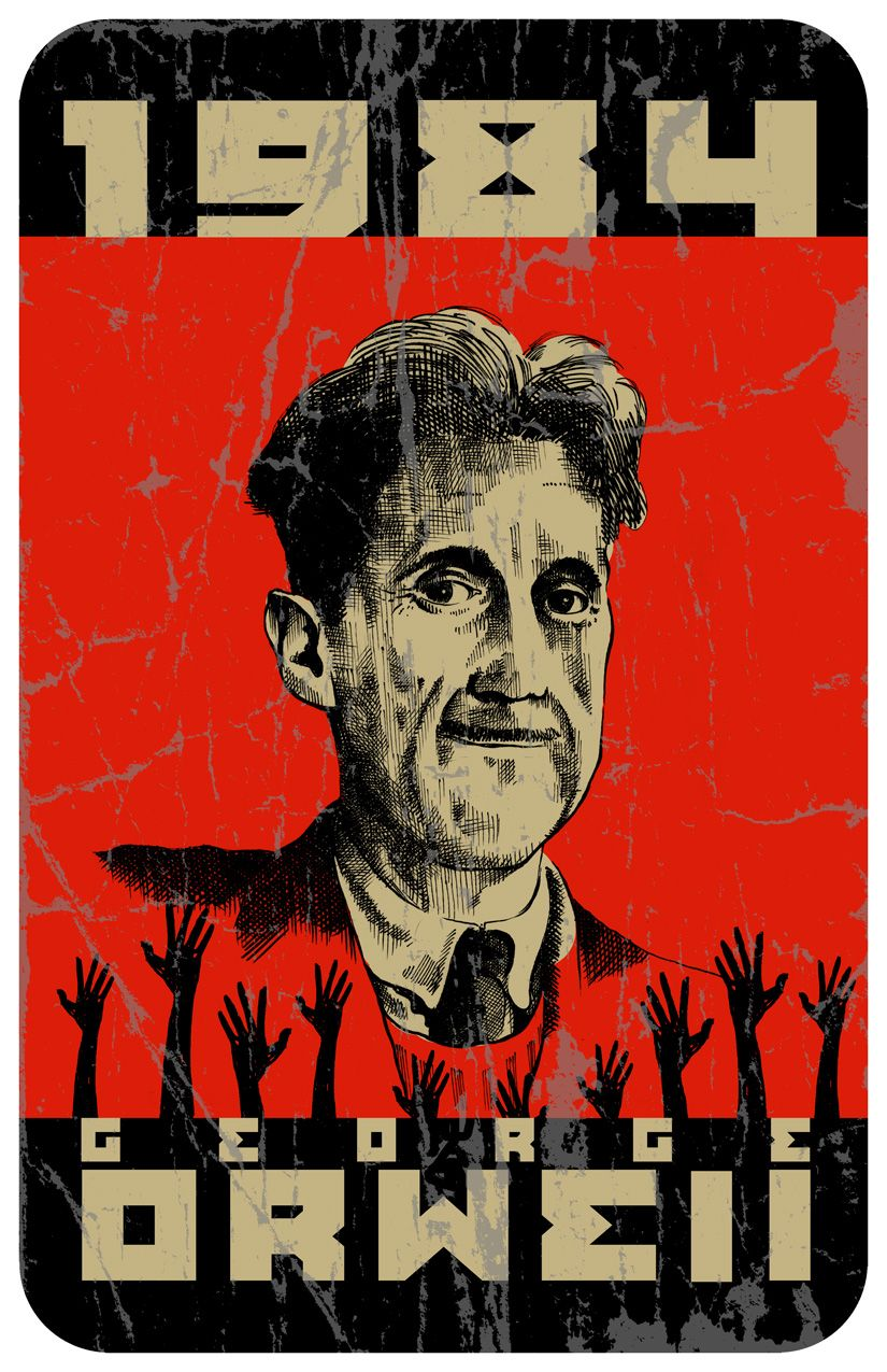 June 6, 1949: George Orwell's Nineteen Eighty-four is published ...