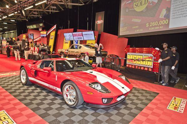1967 L88 #Corvette Sells for $3.2 Million at @Tom Kennedy Mecum Dallas | Autofluence