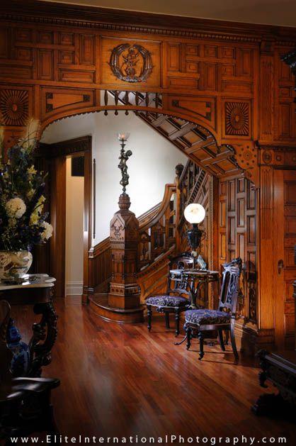 int rieur luxe arche halld 39 entr e trier pinterest victorien style victorien et entr es. Black Bedroom Furniture Sets. Home Design Ideas