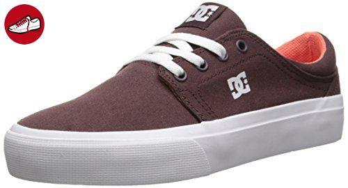 DC - Junge Frauen Trase Tx Lowtop Schuhe, EUR: 36, Wine - Sneakers