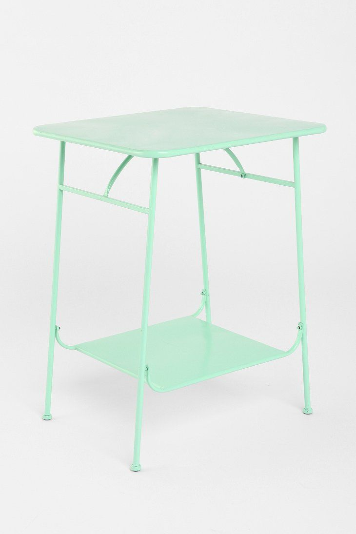 Factory Side Table