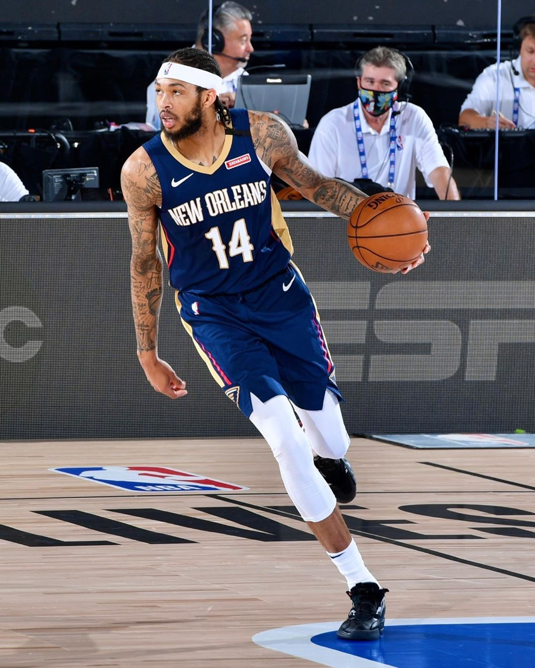 New Orleans Pelicans On Instagram Our Guy B I Brandon Ingram New Orleans Pelicans New Orleans