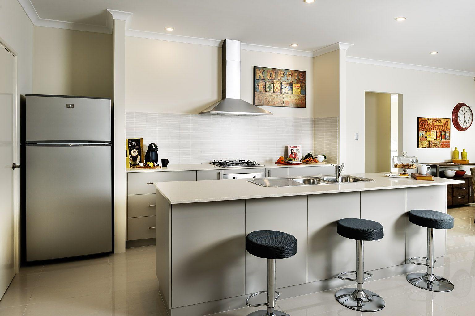 Kitchen - Aspire Display Home - Homebuyers Centre - Aveley, WA ...