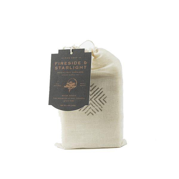 Fireside & Starlight | Redwood & Cypress Fine Luxurious Bath Soap