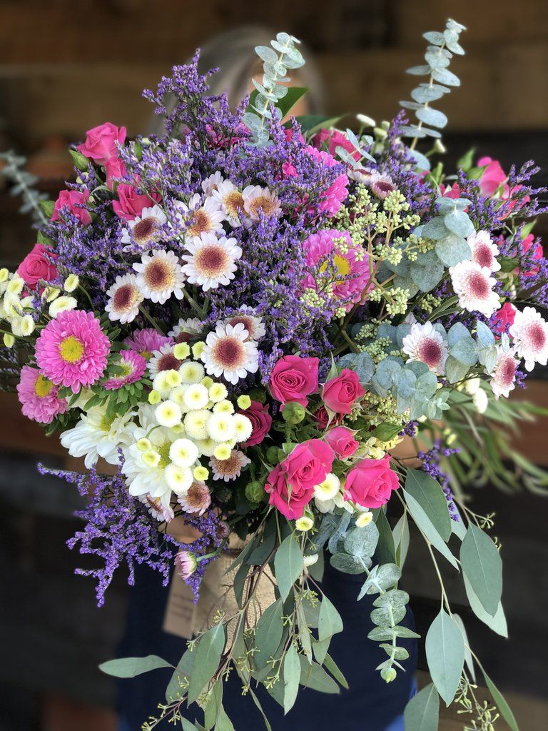 Romantic Blooms Large- Free Delivery   Flowers   Pinterest   Flowers