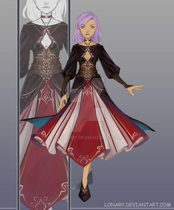 Pin By Taesarra On Oc Charlie D D Scout Fashion Design Drawings Art Clothes Fantasy Clothing