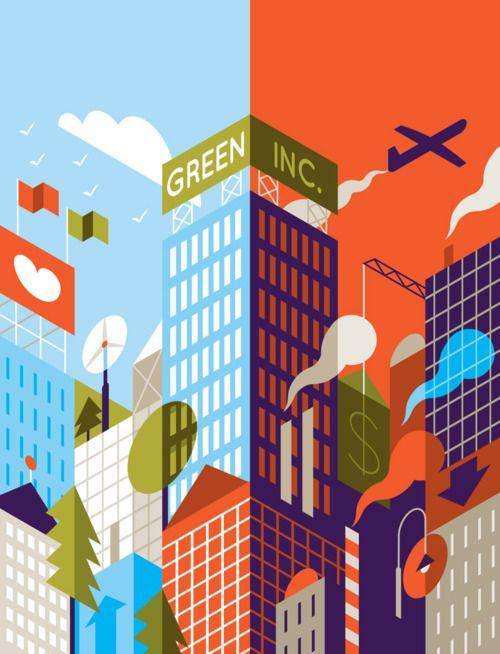 Green Inc. - via http://willhunternewton.com/