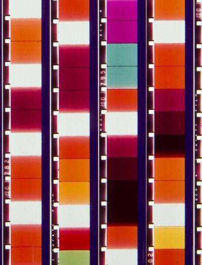 paul sharits 1976 16 mm epileptic seizure comparison color