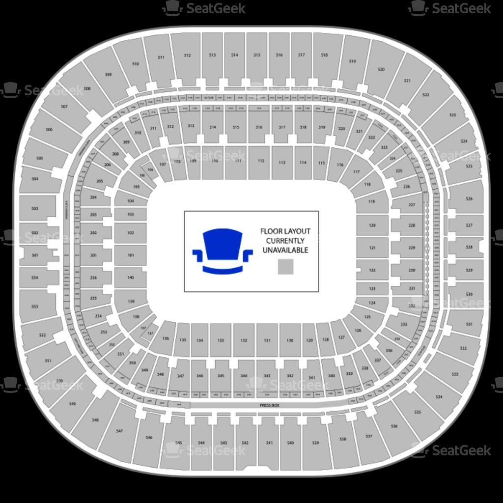 Bank Of America Stadium Virtual