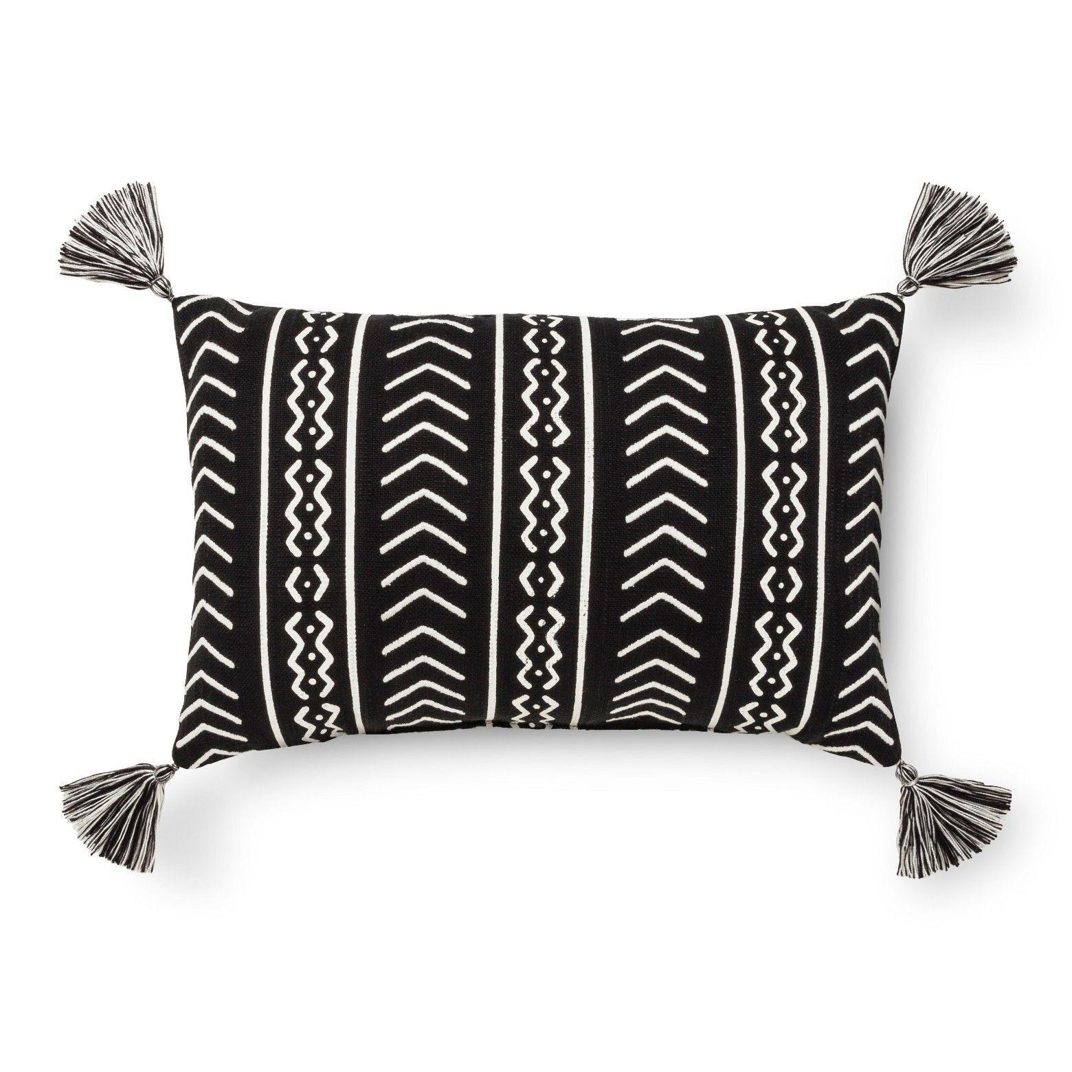 28 Attractive Black White Pillows Decorative Lumbar Throw Pillow Black Throw Pillows White Throw Pillows